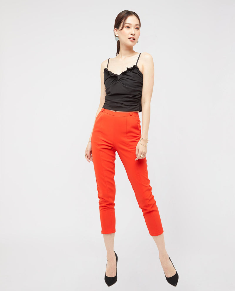 Rui Sleek Capri Pants Bottoms OSMOSE-STORES