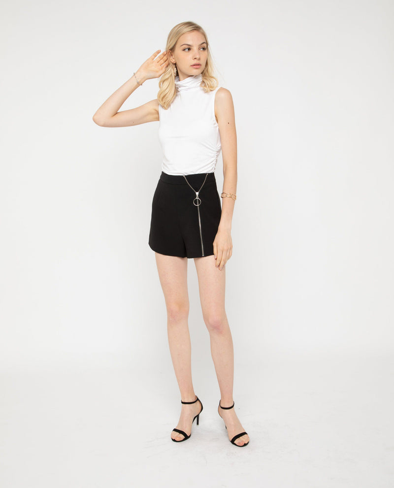 Tinuviel Pleated Skirt Bottoms OSMOSE-STORES
