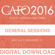 2016 Conference - General Session Bundle