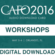 2016 Conference - Workshop Bundle