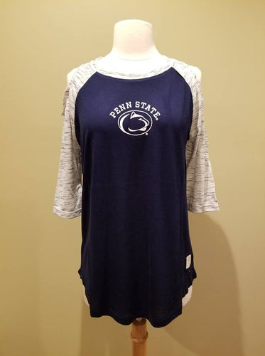 Penn State Nittany Lions Frosh Cold Shoulder Tee