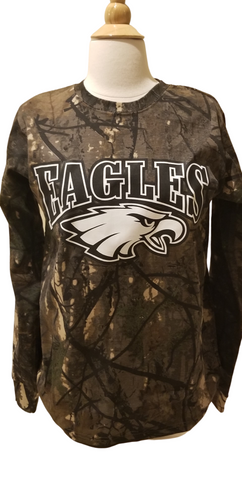 Eagle Camo Long Sleeve