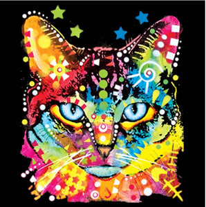 Cat Blue Eyes - Tee