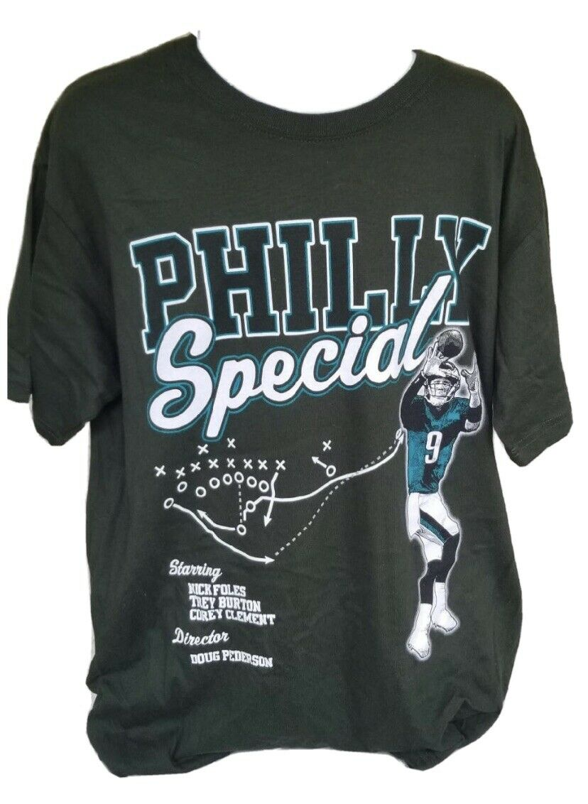Philly Special Tee - Dark Green