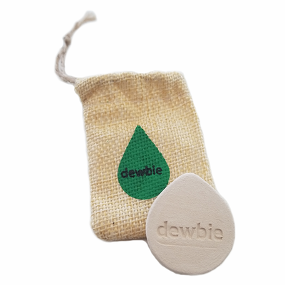 Dewbie - Rehydrating Stone and Carry Bag