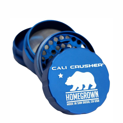 "Cali Crusher Homegrown 4-Piece - 2.35"" Grinder Product"