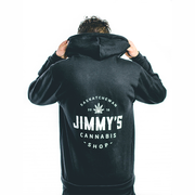 Jimmy's Zip-Up Hoodie