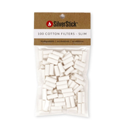 The SilverStick Replacement Filters Bag of 100 - Slim Size