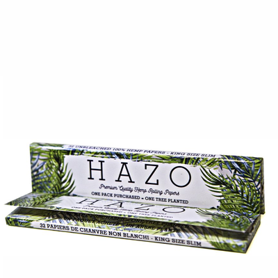 "Hazo Papers - 1.25"" and King Size"