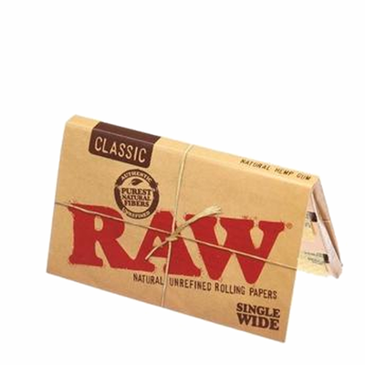 Raw Classic Papers - 1.00""