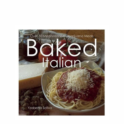 Baked Italian Book Cover