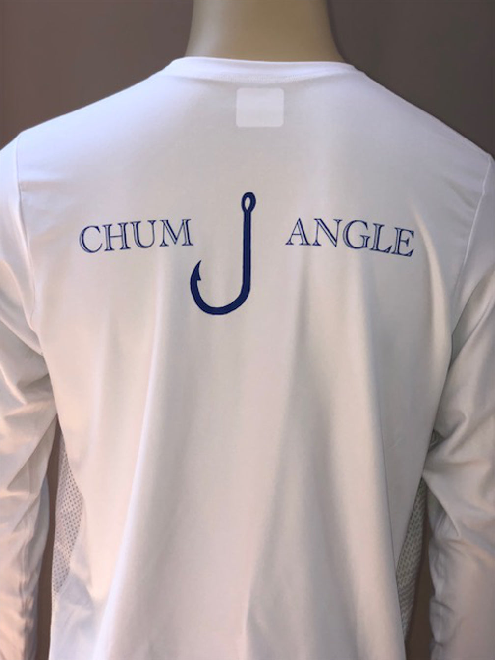 Mens Chum Angle SPF/Rash Guard Shirt