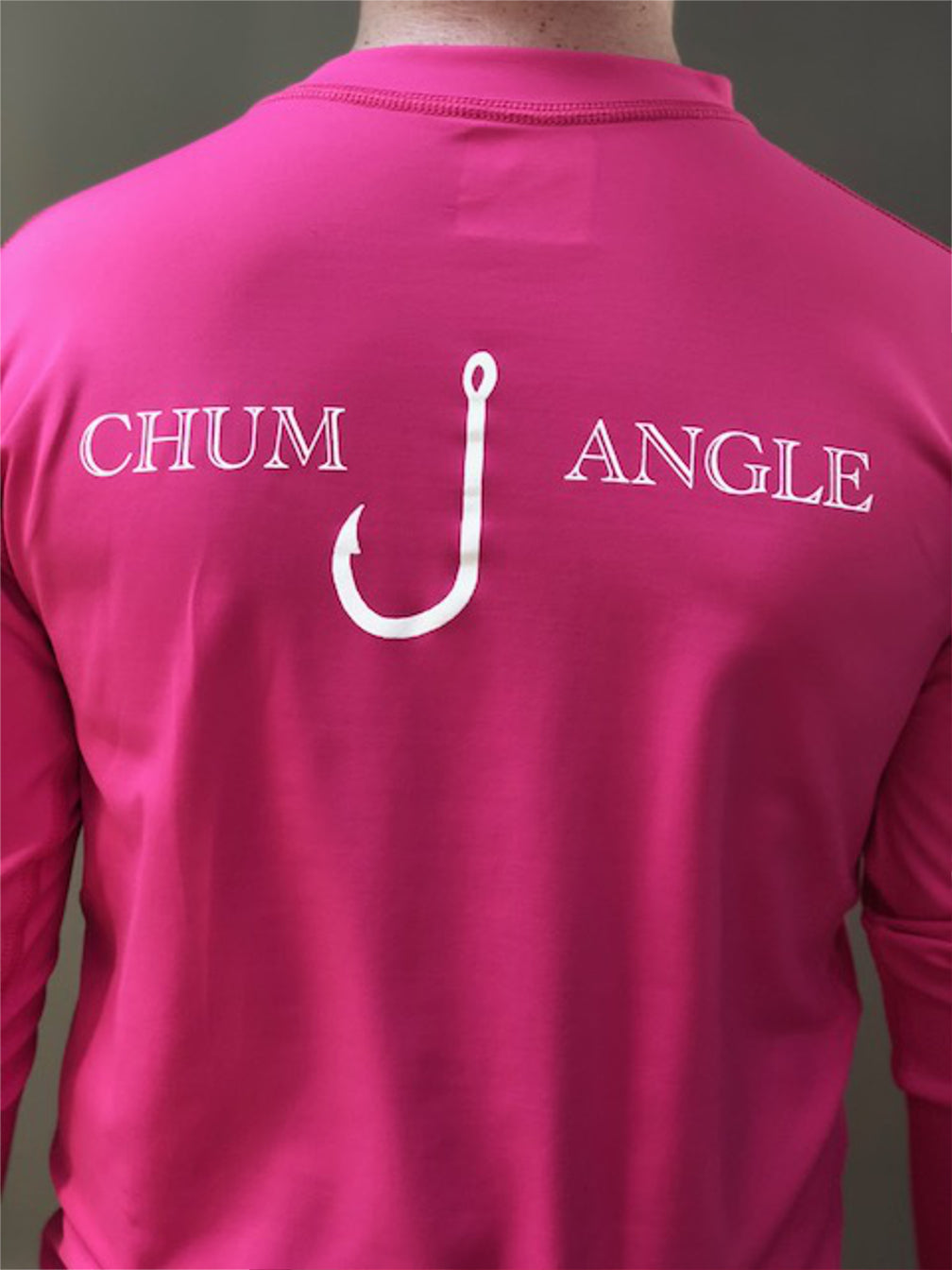 Girls Youth Chum Angle SPF/Rash Guard Shirt