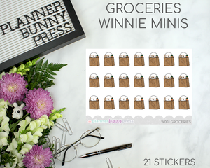 Groceries | Winnie Wednesday
