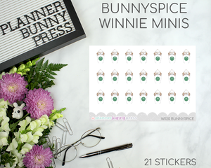 Bunnyspice | Winnie Wednesday