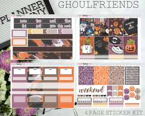 Ghoulfriends | Vertical Sticker Kit