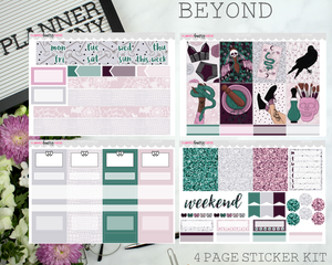 Beyond | Vertical Sticker Kit