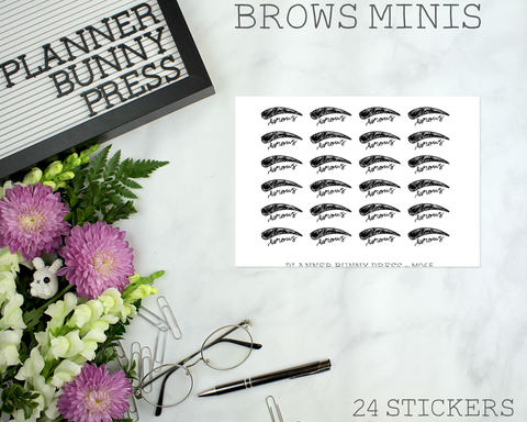 Brows Minis | Doodle Icon