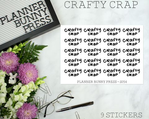 Crafty Crap | Script Mini