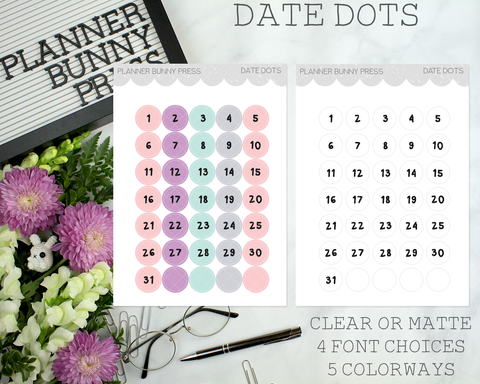 Date Dots