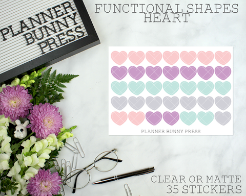 Hearts | Functional Shapes