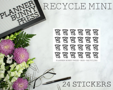 Recycle Minis | Doodle Icon