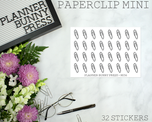 Paperclip Minis | Doodle Icon