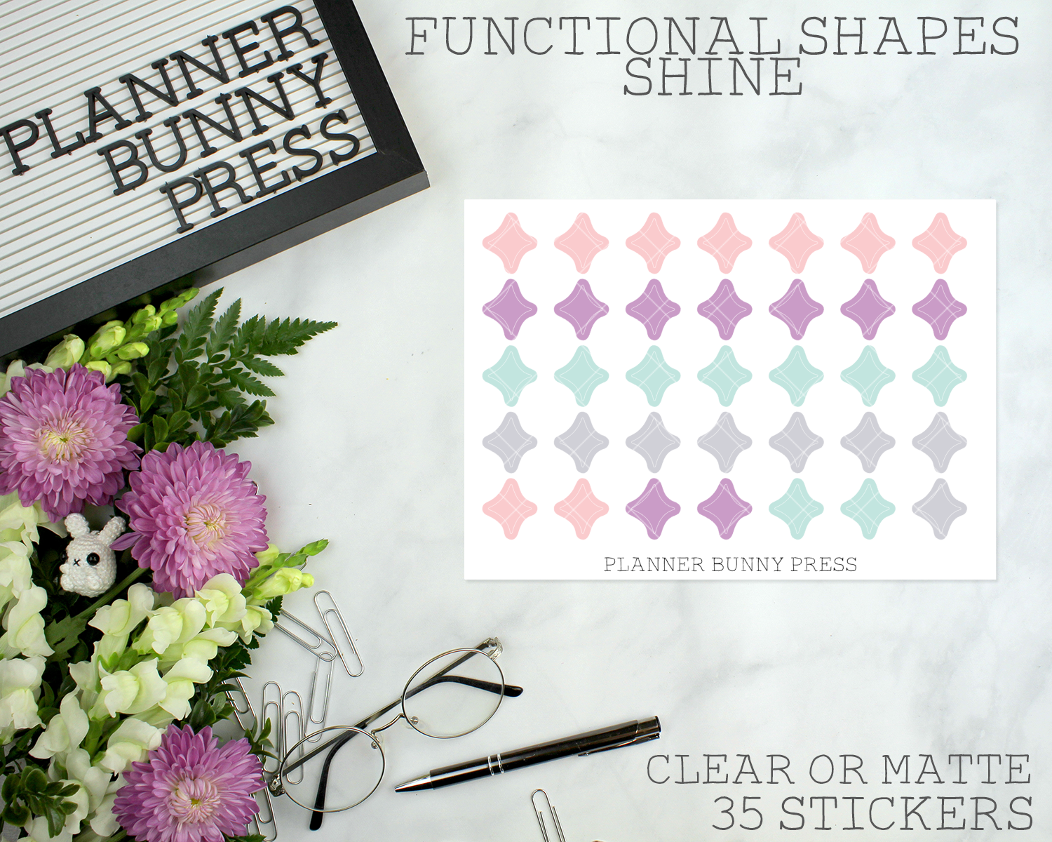 Shine | Functional Shapes