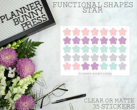 Stars | Functional Shapes