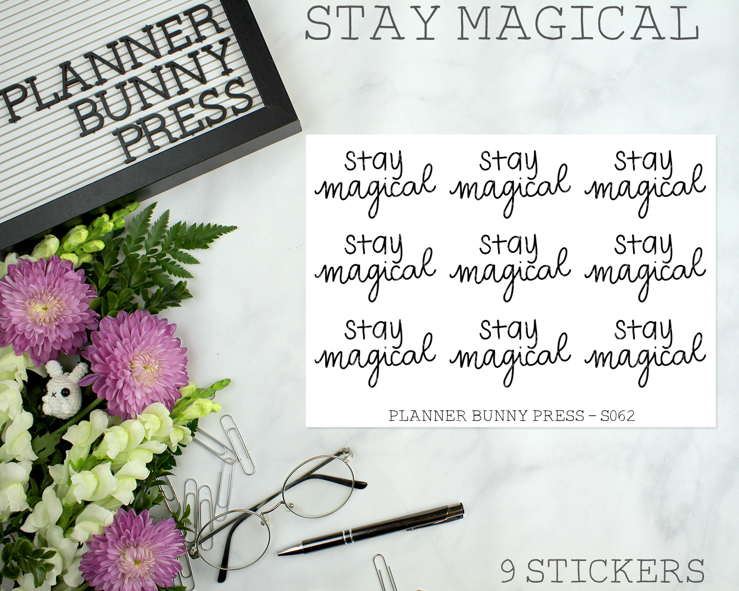 Stay Magical | Script Mini
