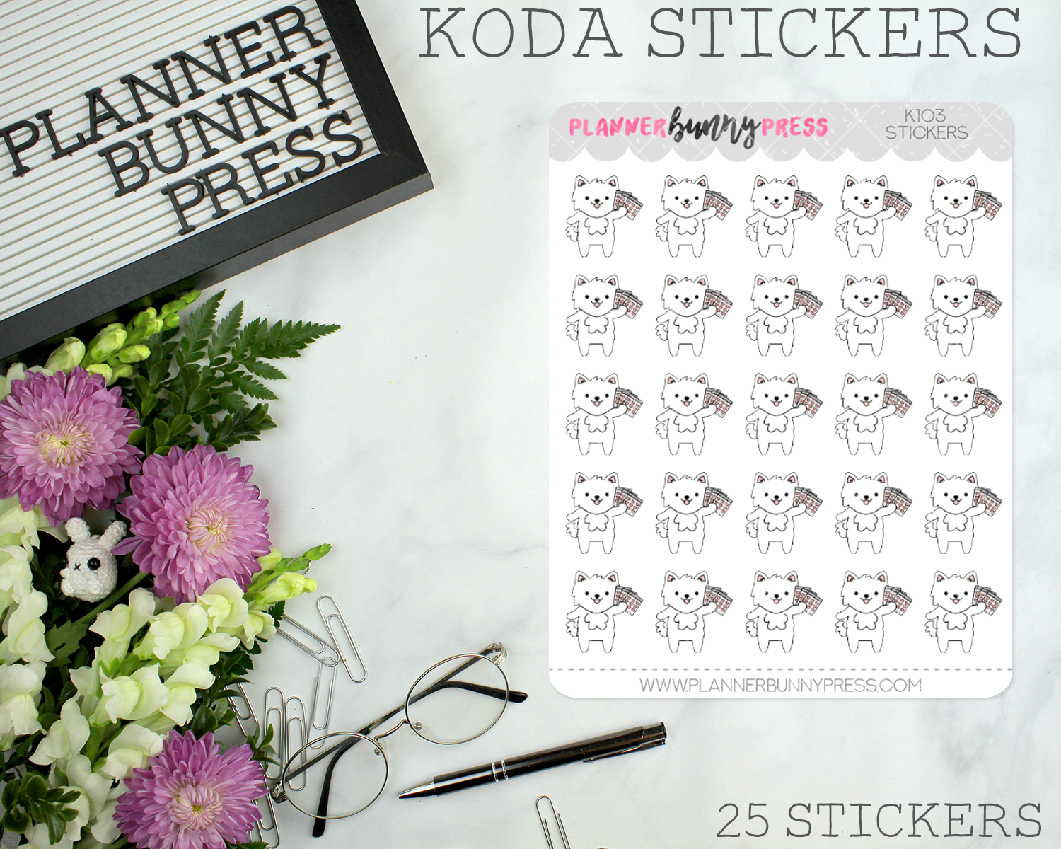 Stickers - Koda