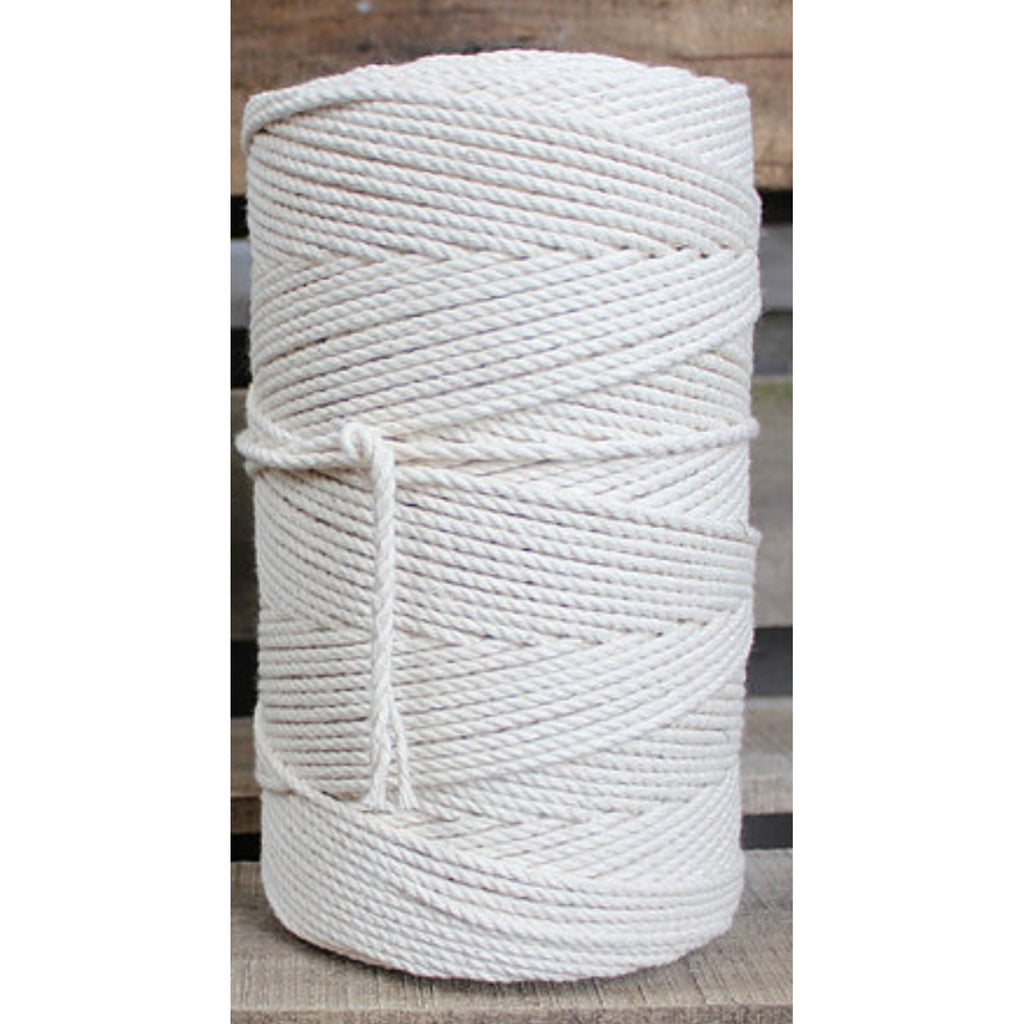 4mm Macrame Rope 1kg 250mt