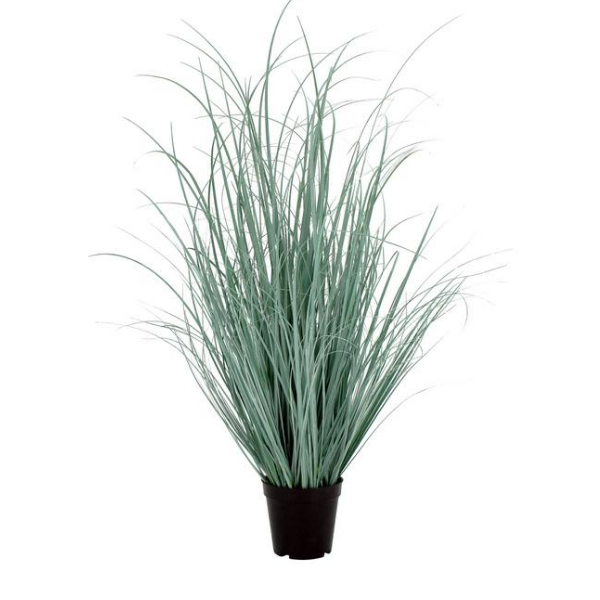 Artificial grass in Black Pot 61cm