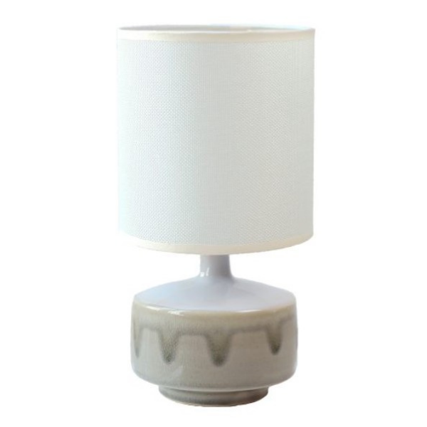 Braid Ceramic Table Lamp