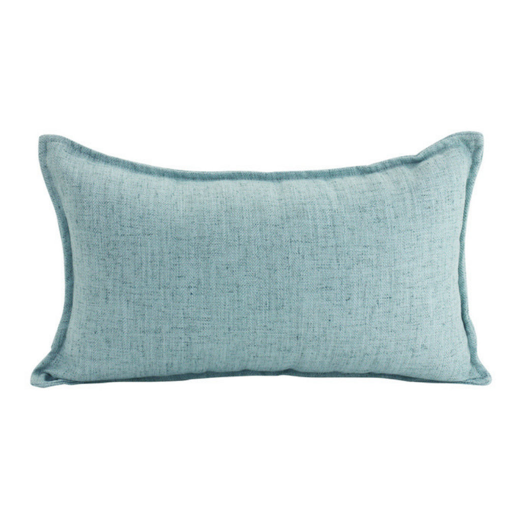 Cushion Linen Green 30x50cm