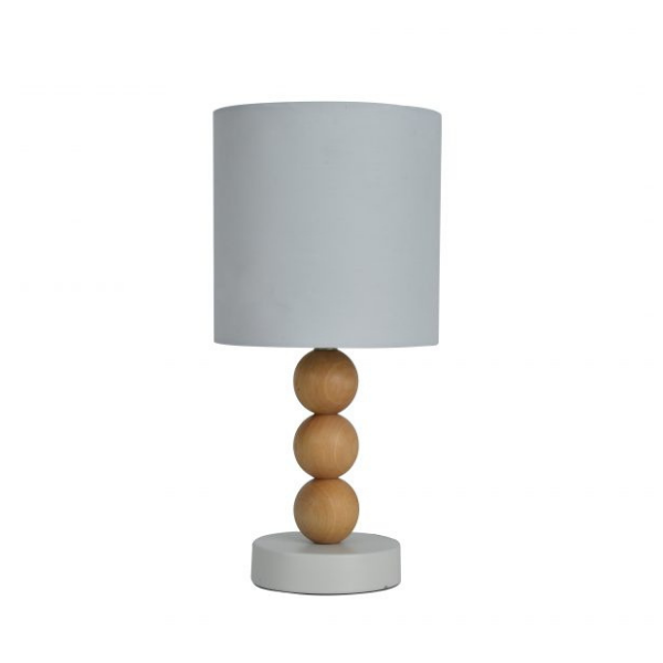 Cara Table Lamp White
