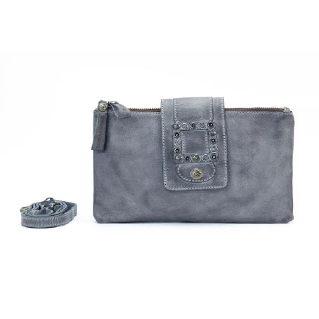 Handbag Flamina Denim 25x15cm