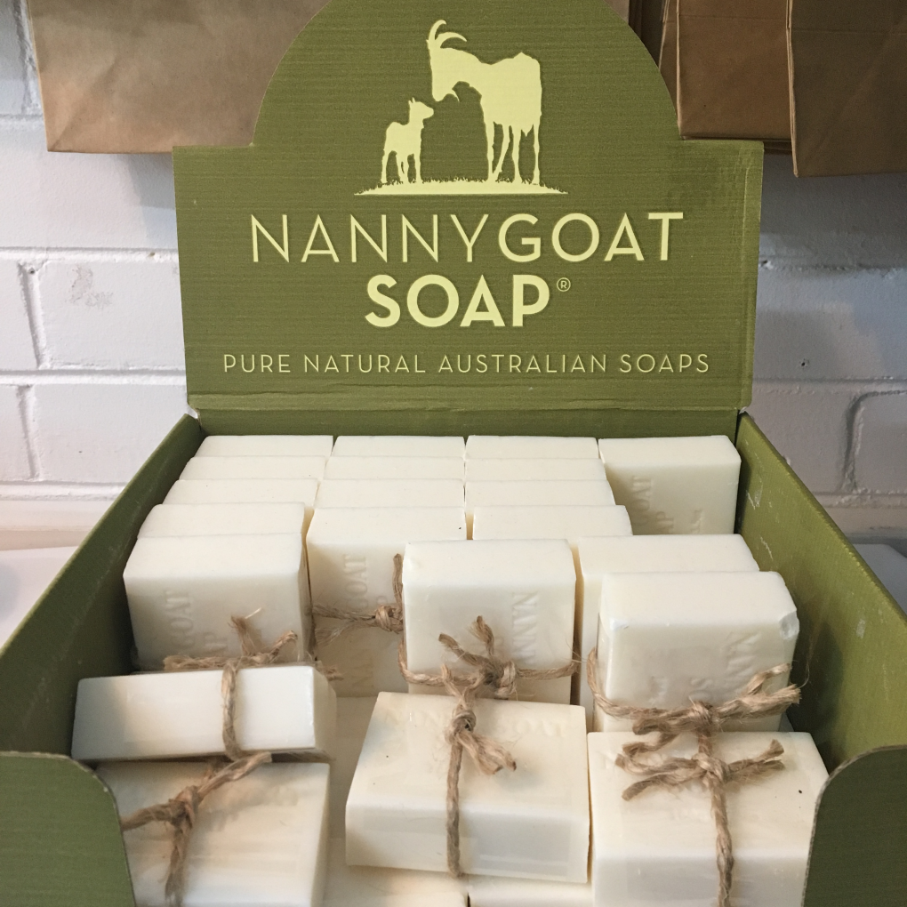 All Natural Goats Milk Soap 100g