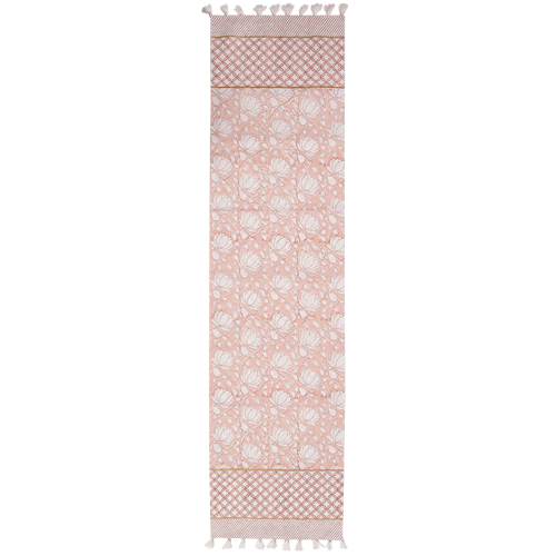 Table Runner 160cm Rose