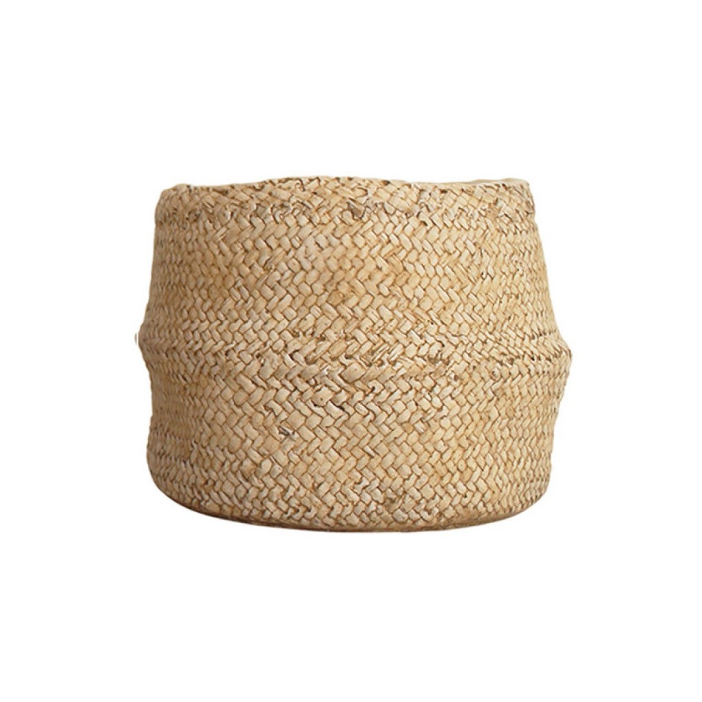 Rabia Cement Pot Natural 19x15cm