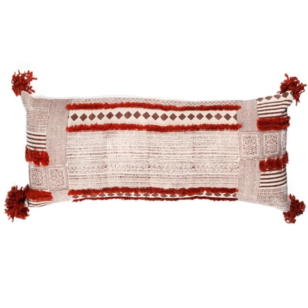 Balkan Long pink 90x40cm Cushion