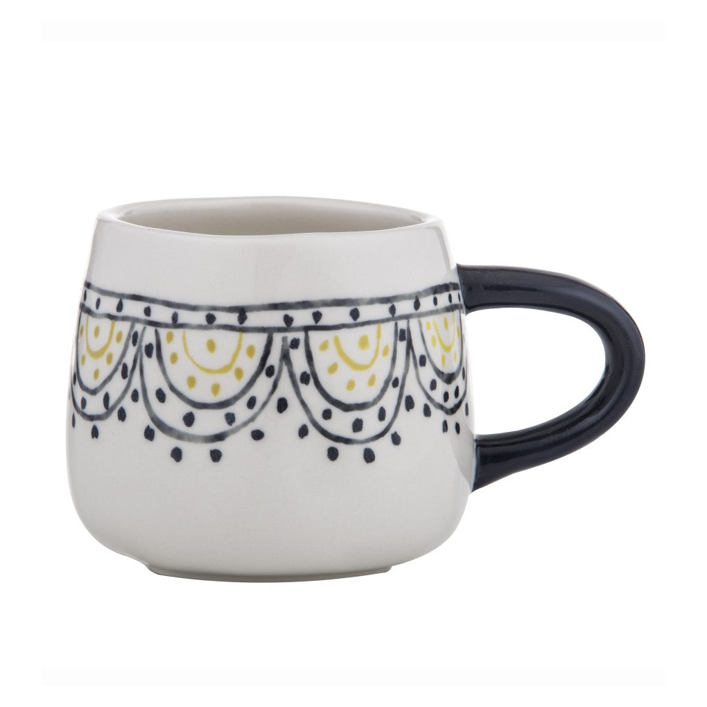 Ethnique Mug 400ml Dots