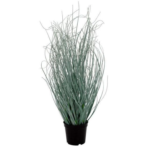 Artificial grass in Black Pot 94cm
