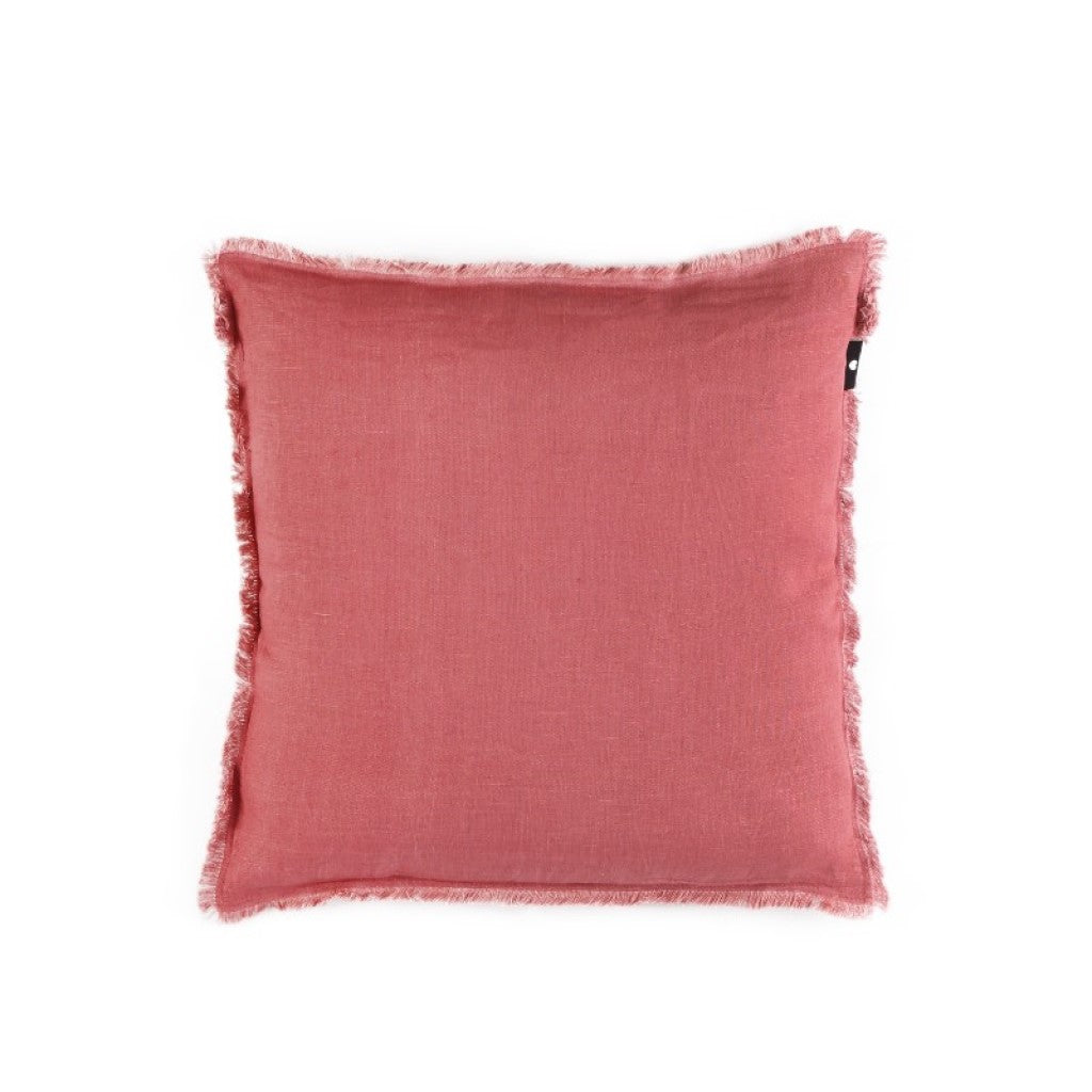 Camille 50cm Cushion Terracotta