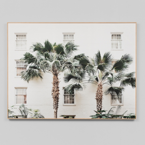 Palm Resort Canvas 100x75cm