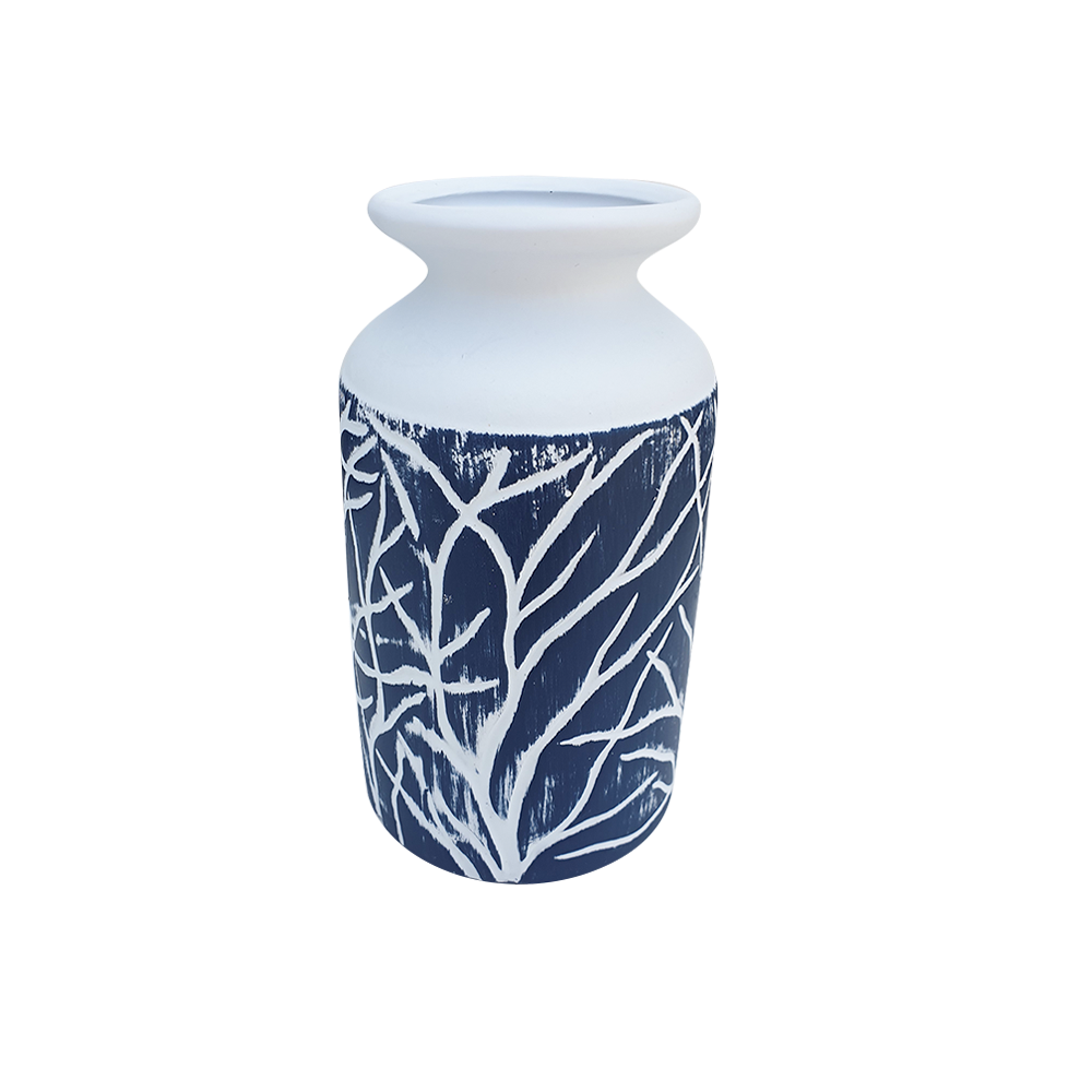 Grey Forest Vase Small 20.5x11cm