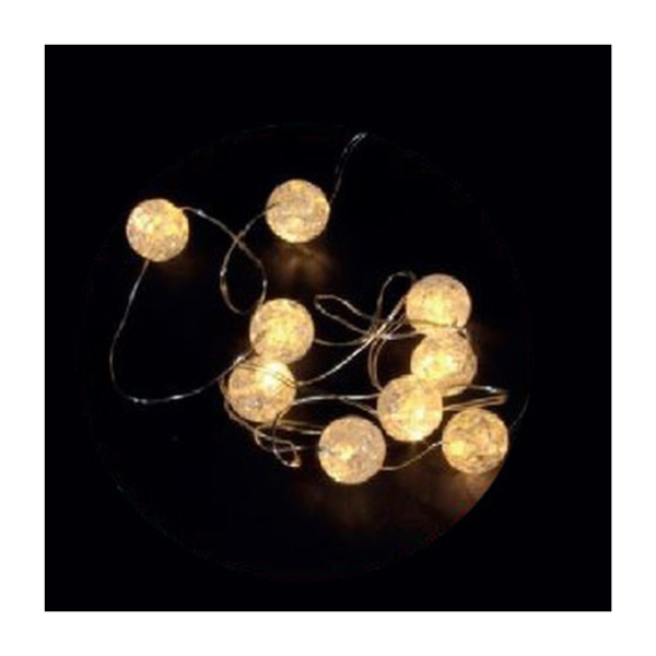 Floral Lights Crackleball 20 LED