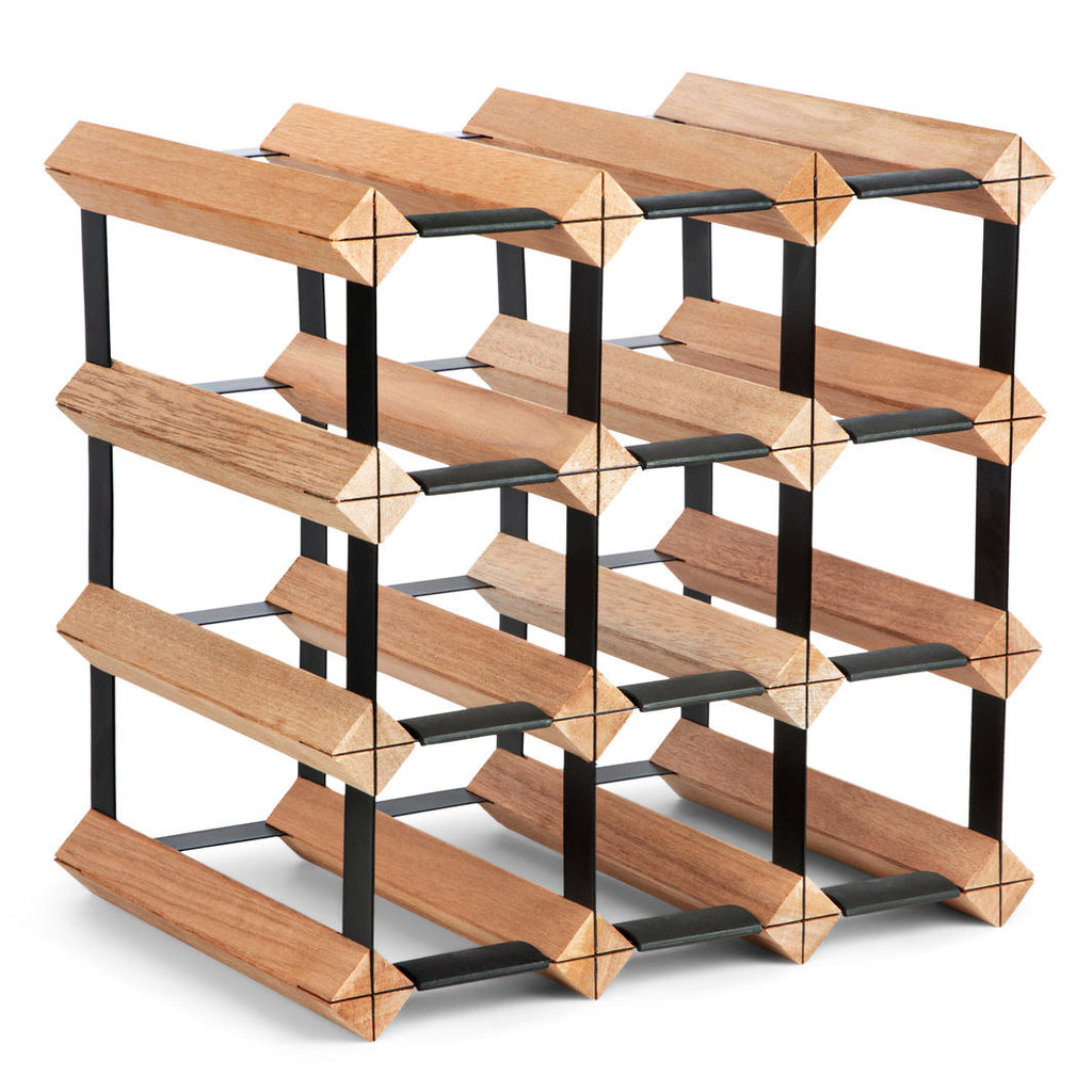 Wine Rack 12 Bottle 32x24x32cm