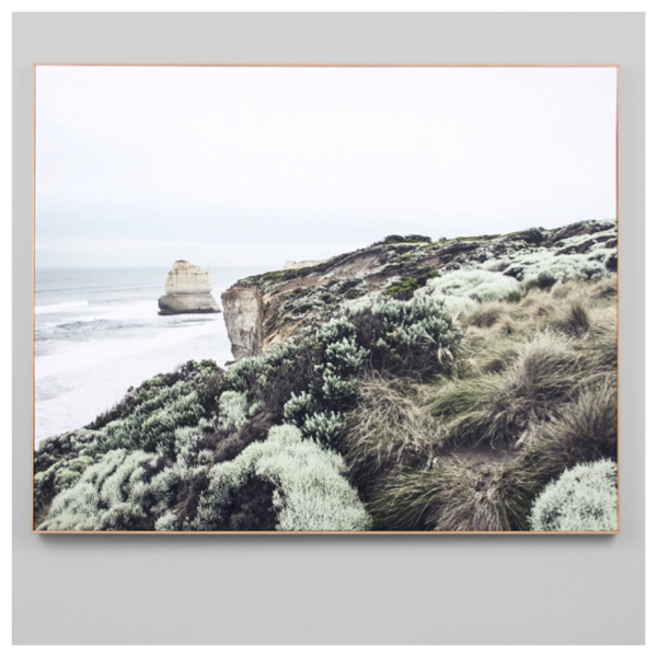 Great Ocean Road Framed Canvas 150x120cm