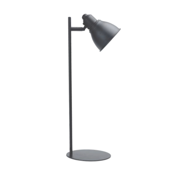 Kelvin Desk Lamp Dark Grey 15x45cm